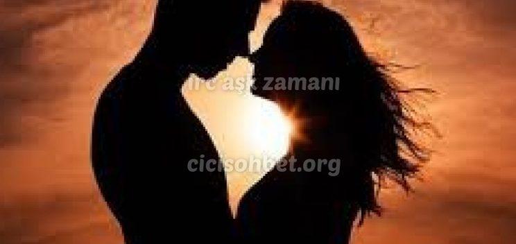 İrc aşk zamanı